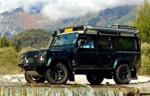 Mijn Land Rover | Defender 110 CSW 300Tdi