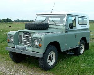 Mijn Land Rover | Serie III V6