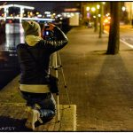 Workshop Nachtfotografie | Sjors aan het werk