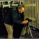 Workshop Nachtfotografie | Vincent aan het werk