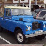Land Rover Santana | La Gomera 2017
